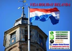PERSYARATAN VISA TURIS HOLIDAY BELANDA
