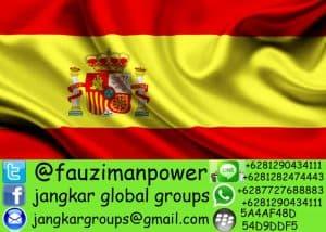 PERSYARATAN VISA TURIS HOLIDAY SPANYOL