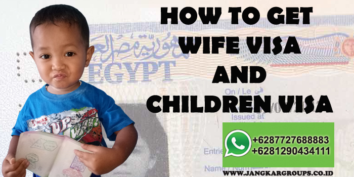 HOW TO GET VISA FOR CHILDREN