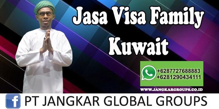 Jasa Visa Family Kuwait