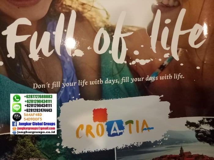 persyaratan visa kroasia untuk seminar