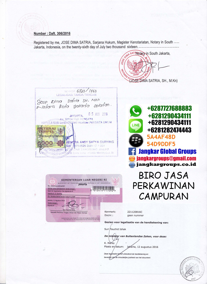 biro jasa prenuptial agreement