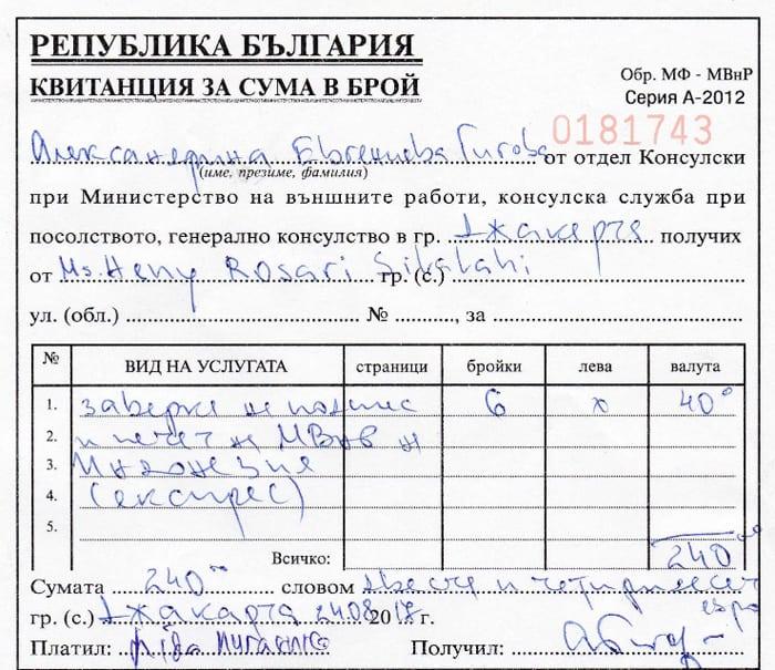 persyaratan menikah di bulgaria menikah di bulgaria