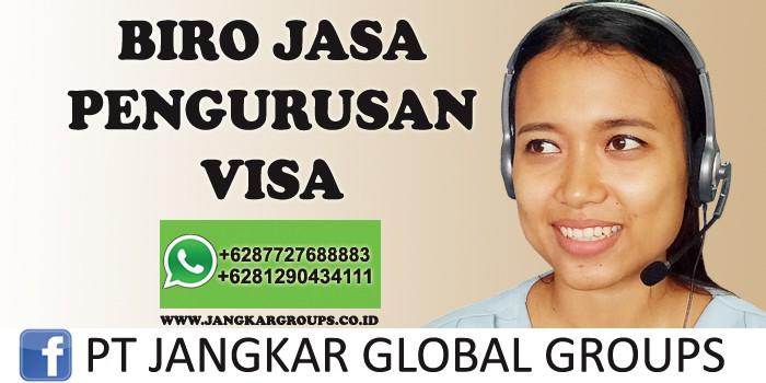 pengurusan visa