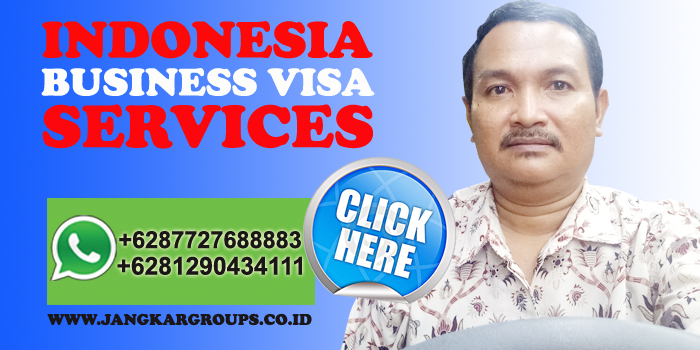 indonesia business visa services