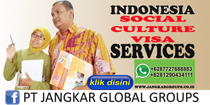 indonesia social culture visa services