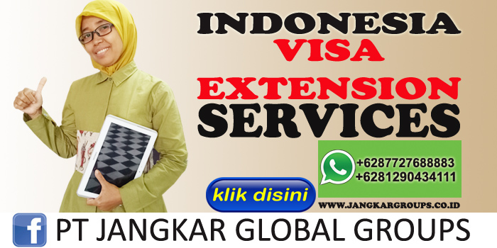 indonesia visa extension services