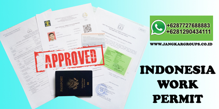 indonesia work permit