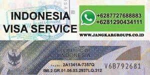 JENIS INDEX VISA INDONESIA 211 212 312