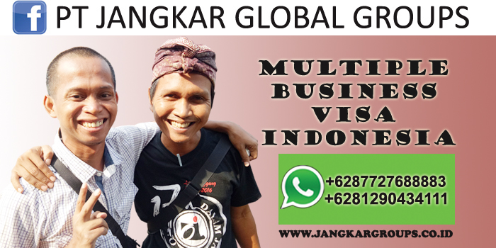 multiple business visa indonesia
