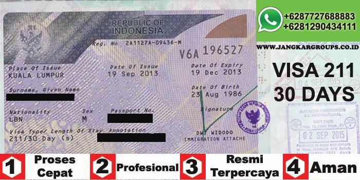 JENIS INDEX VISA INDONESIA 211 212 312  Jangkar Groups  Jasa Penerjemah Tersumpah  Jasa