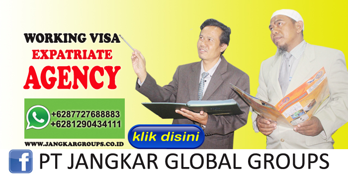 working visa expatriate agency