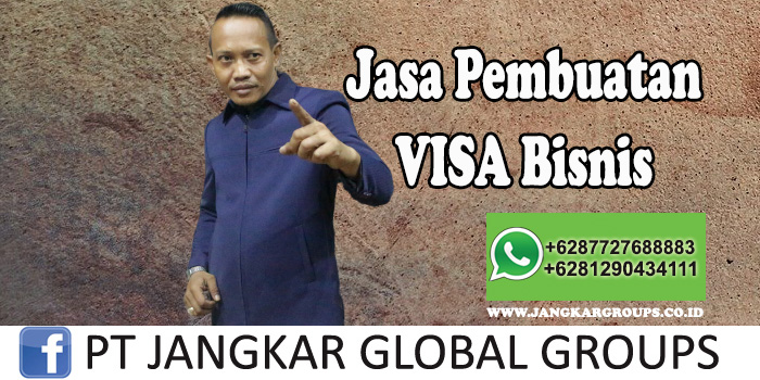 Jasa Pembuatan Visa Bisnis