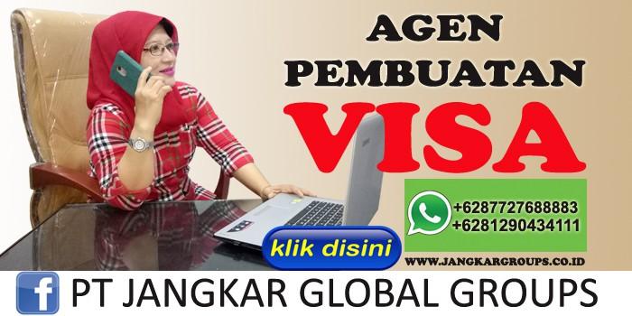 agen pembuatan visa
