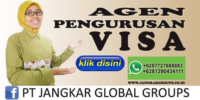 agen pengurusan visa