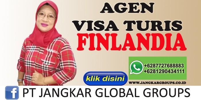agen visa turis finlandia