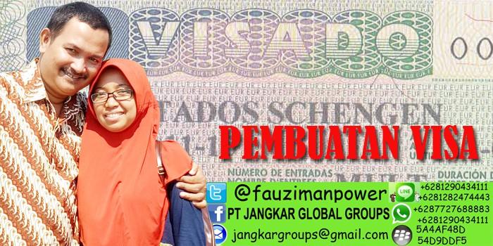 pembuatan visa