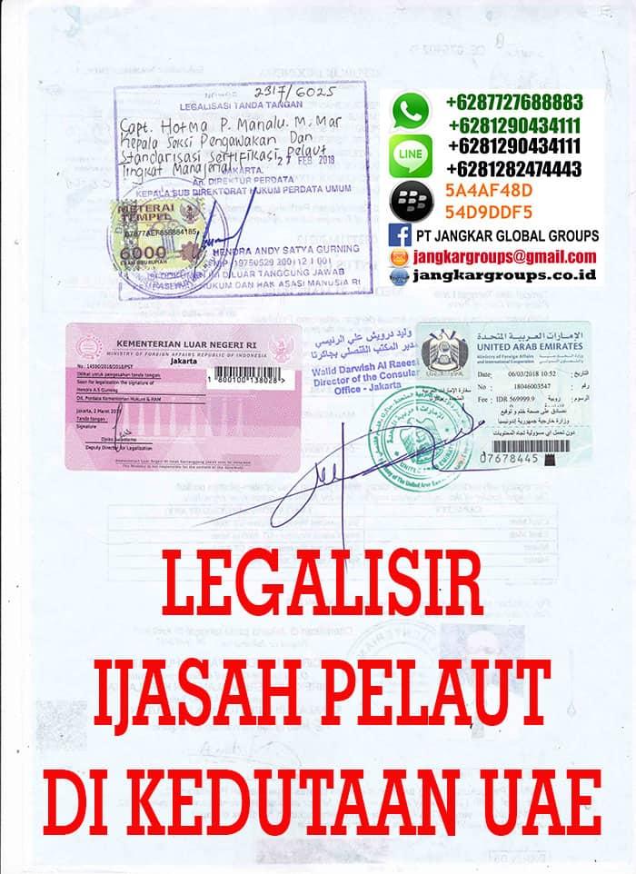 Legalisir ijasah Pelaut2