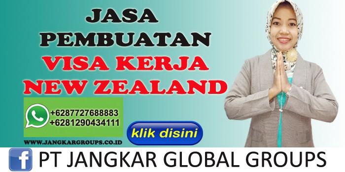 jasa pembuatan visa kerja new zealand