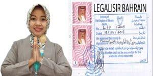 LEGALISIR MEDICAL GAMCA DI KEDUTAAN BAHRAIN