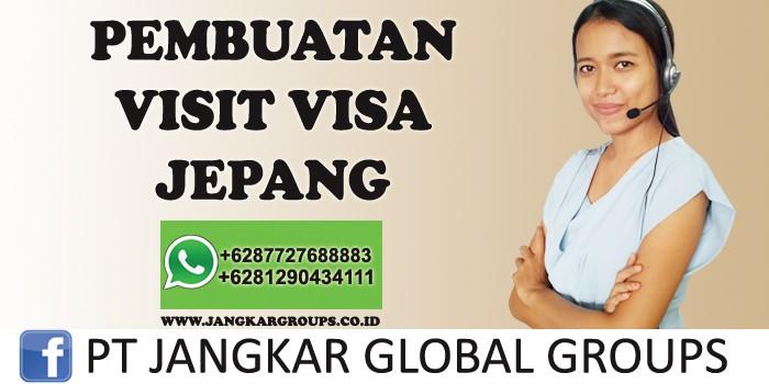 visit visa jepang