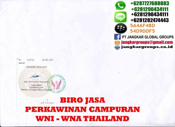 Legalisir akte kelahiran thailand2