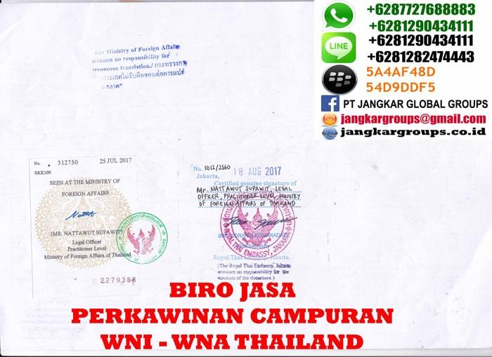 Legalisir translate english akte kelahiran thailand2