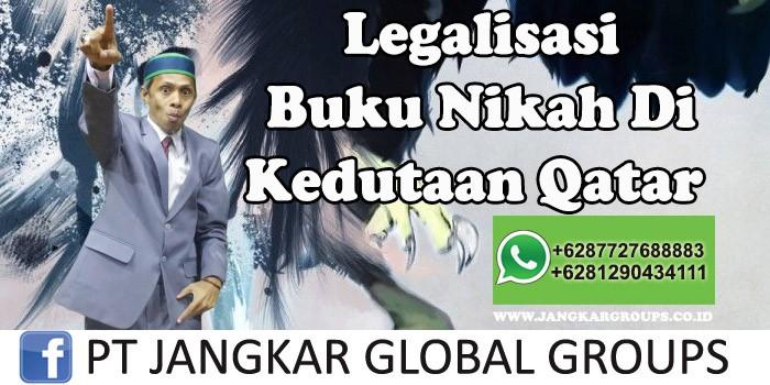 Legalisasi Buku Nikah Di Kedutaan Qatar