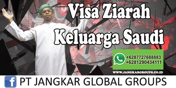 Visa Ziarah Keluarga Saudi