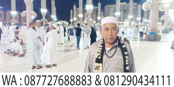 bapak hilang di masjid nabawi madinah