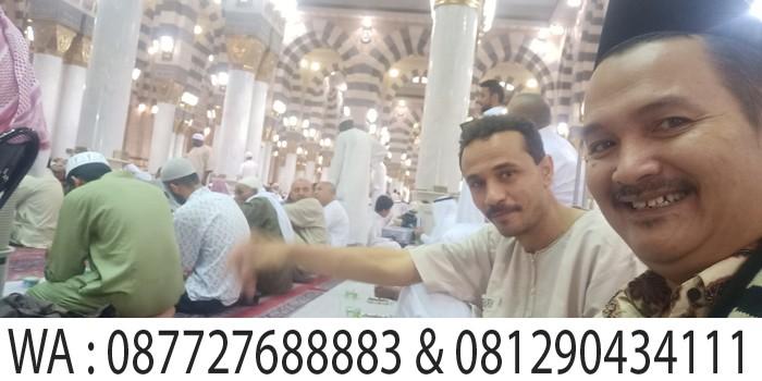 berbuka puasa di masjid nabawi madinah