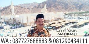 CITY TOUR MADINAH SAFAR ARROYAN TRAVELINDO