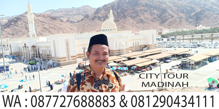 city tour madinah safar arroyan travelindo