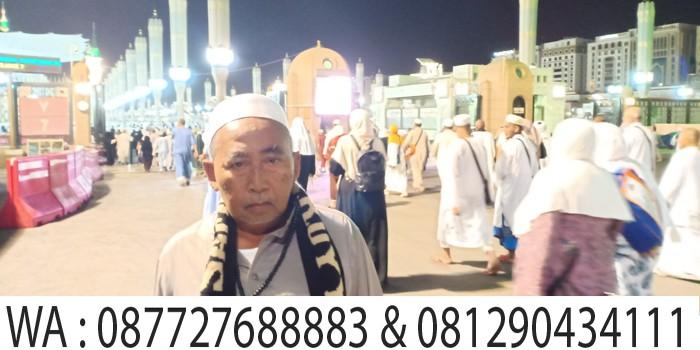 gerbang nomer 7 masjid nabawi madinah