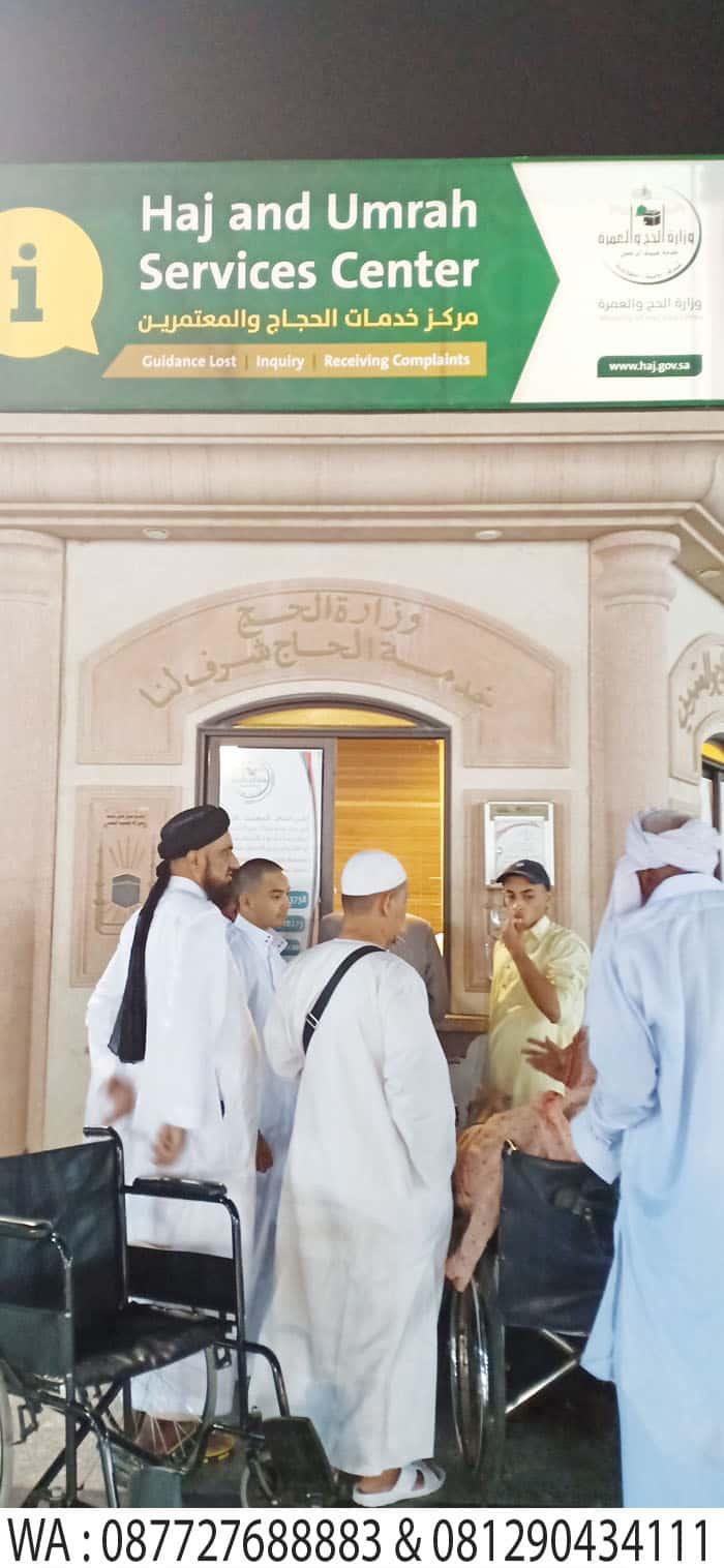 haj and umrah services di masjid nabawi madinah