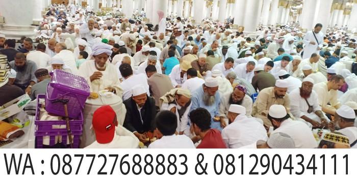 iftar di masjid nabawi madinah