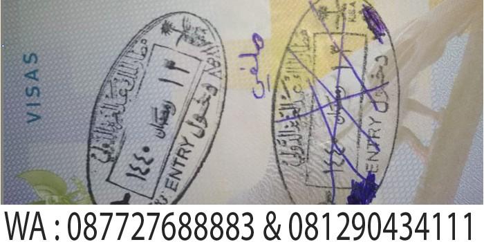 kasus di stamp dua kali oleh imigrasi saudi