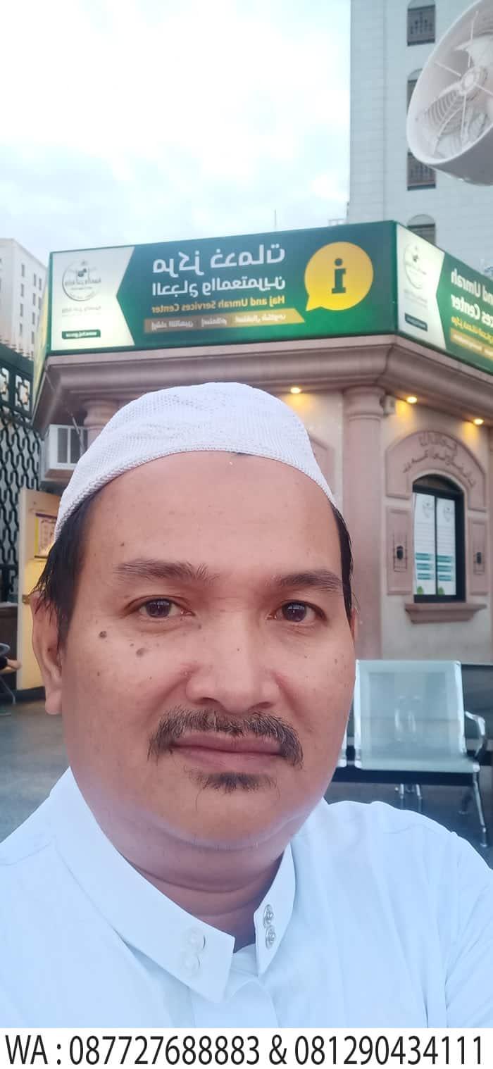lapor kehilangan orang di masjid madinah