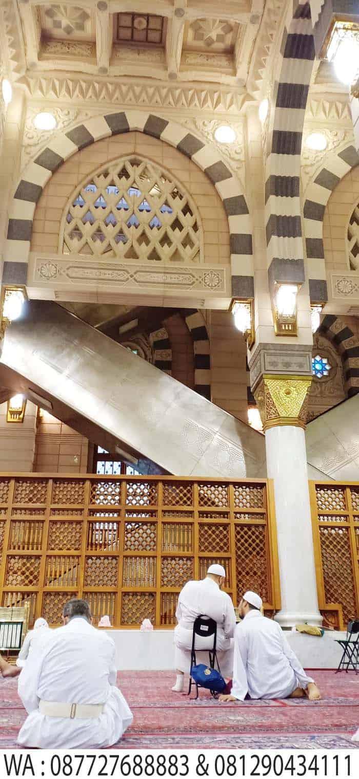 lift masjid nabawi