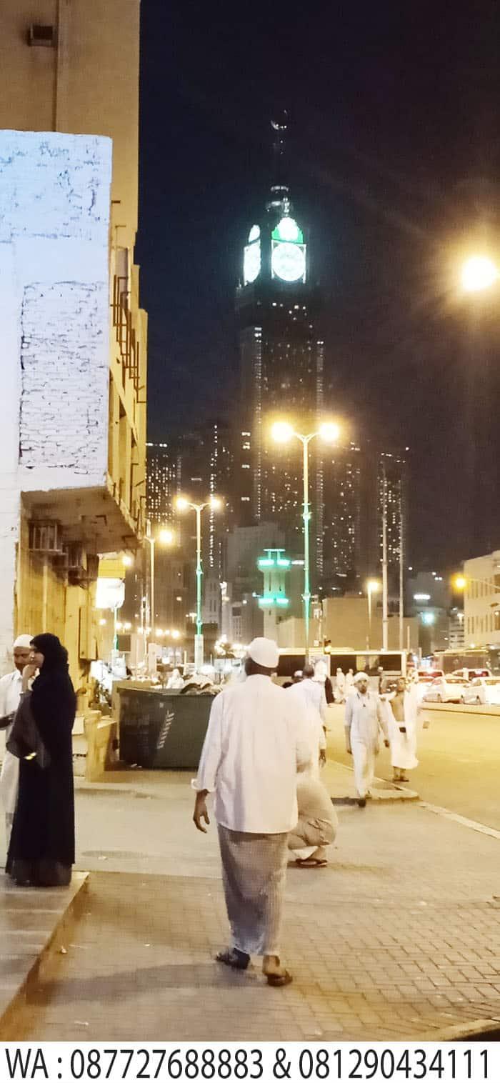Menara Jam Makkah Almukarromah