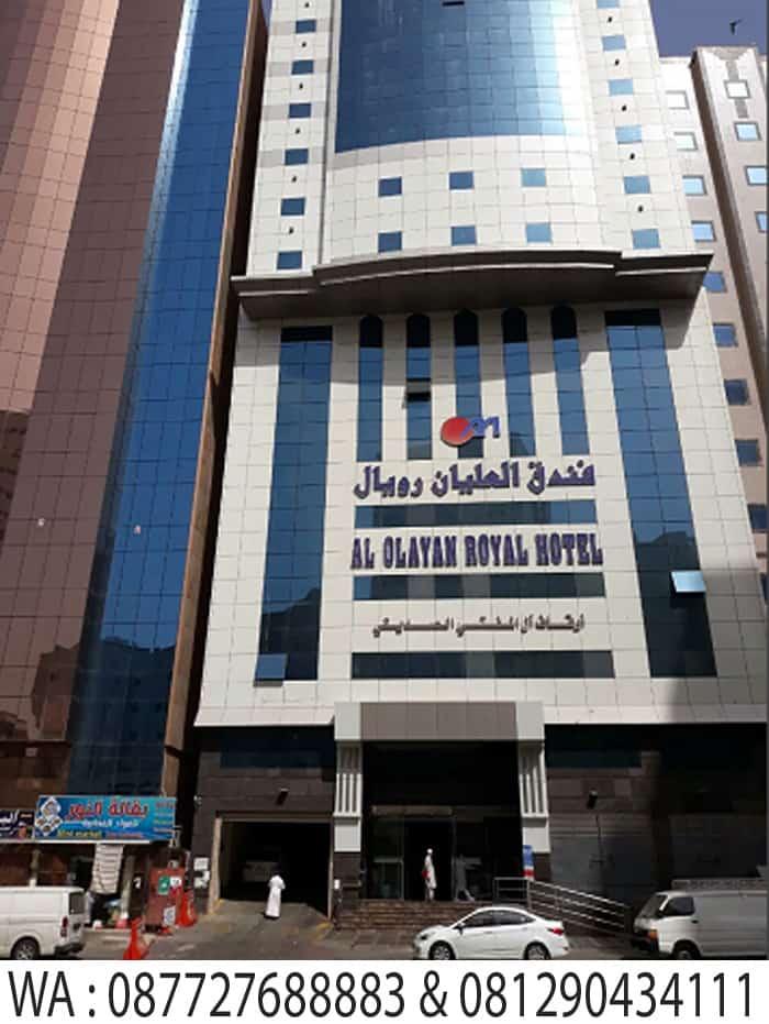 alolayan royal hotel makkah