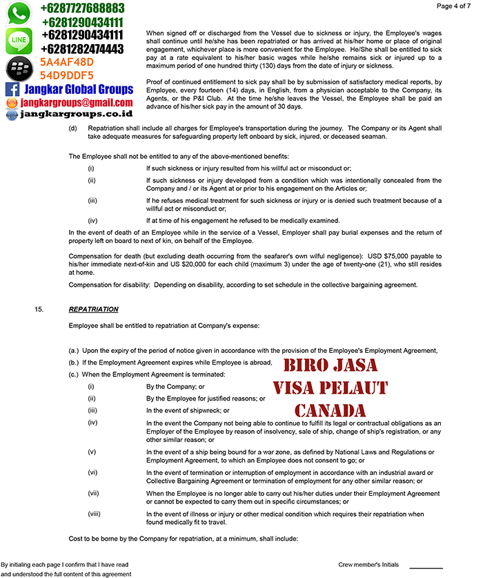 employment contract canada4