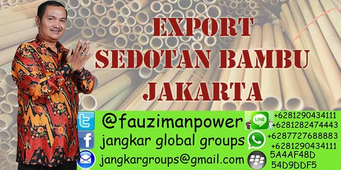 export sedotan bambu jakarta