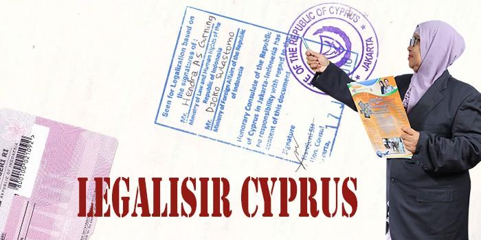 legalisir akta kelahiran di kedutaan cyprus