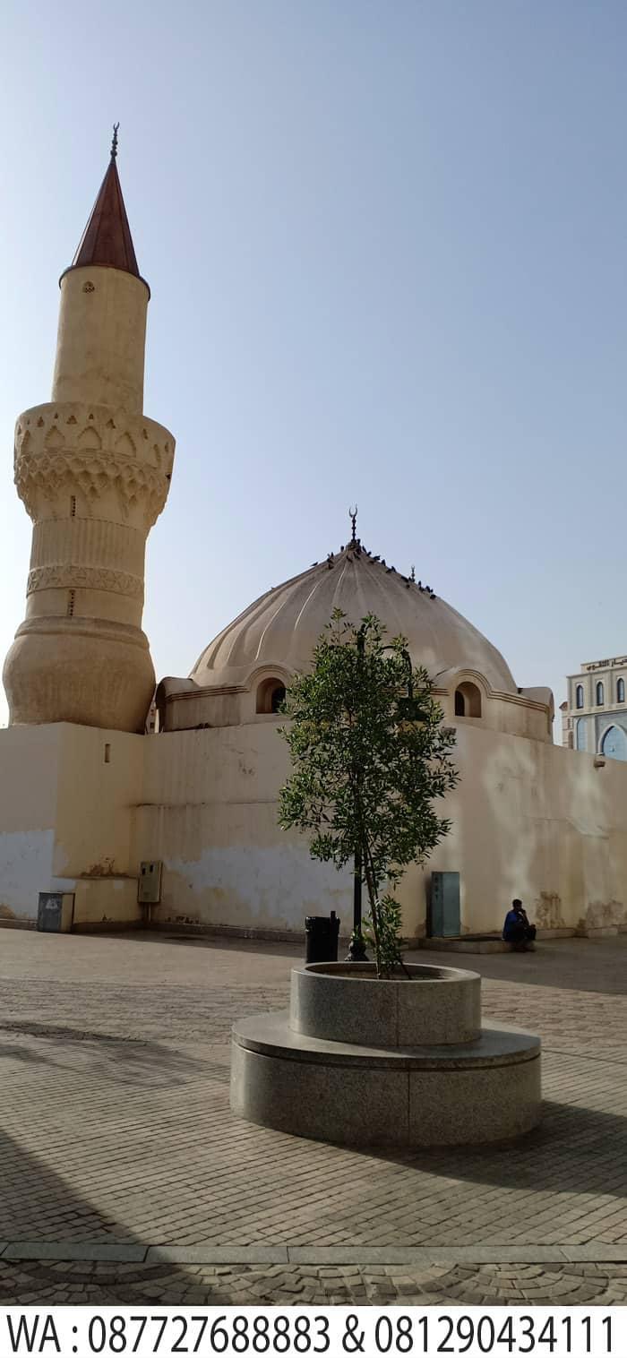 masjid khalifah abu bakar assgidiq madinah