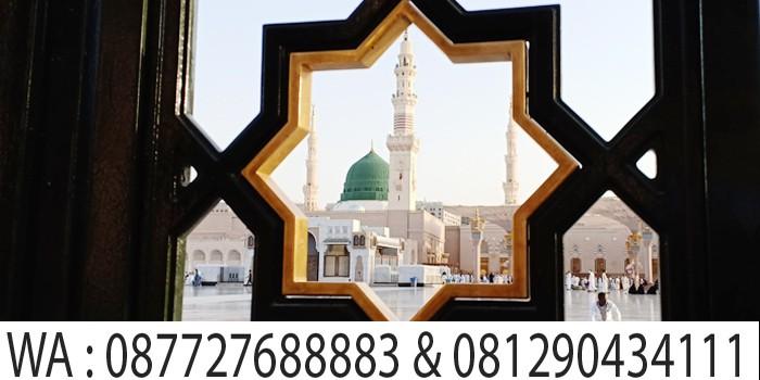 masjid nabawi madinah yang asri dan indah
