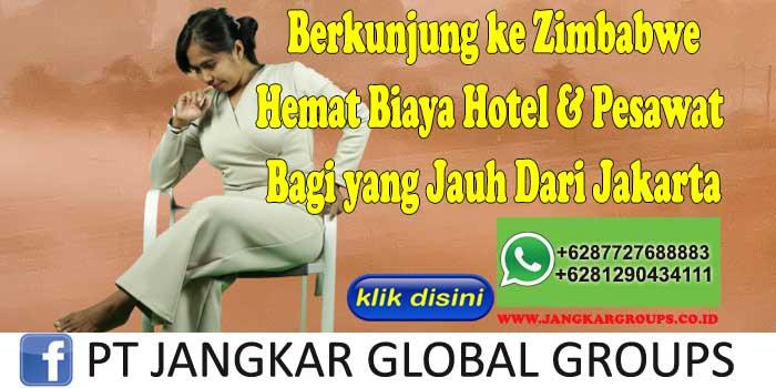 Berkunjung ke Zimbabwe Hemat Biaya Hotel & Pesawat Bagi yang Jauh Dari Jakarta