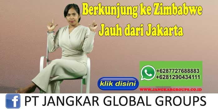 Berkunjung ke Zimbabwe Jauh dari Jakarta
