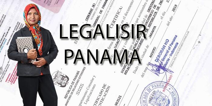 legalisir certificate of sales dikedutaan panama