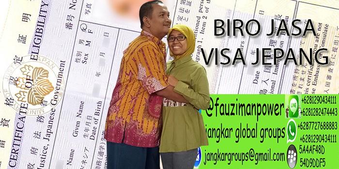 persyaratan visa ikut suami ke jepang